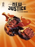 New Justice  - Tome 4 de Snyder Scott chez Urban Comics