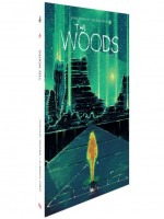 The Woods T04 de Tynion Iv James chez Ankama