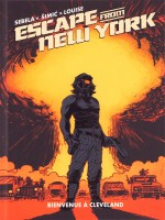 Escape From New-york T04 de Sebela Christopher chez Reflexions