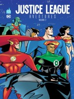 Justice League Aventures Tome 2 de Collectif chez Urban Comics