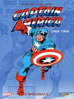Captain America: L'integrale 1964-1966 (nouvelle Edition) de Lee/kirby chez Panini