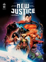 New Justice  Tome 1 - Dc Rebirth de Tynion Iv James chez Urban Comics