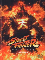 Street Fighter Origines:akuma de Sarracini/ng chez Urban Comics
