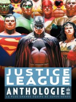 Justice League Anthologie de Collectif chez Urban Comics