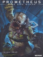 Prometheus : Fire And Stone T03 3 - Avp / Prometheus Omega - Alien Vs Predator: Fire And Stone / Pro de Sebela/olivetti chez Vestron