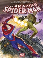 All-new Amazing Spider-man T06 de Slott/immonen chez Panini
