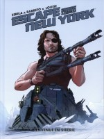 Escape From New-york T02 (ned 2020) de Sebela Christopher chez Reflexions