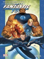 Ultimate Fantastic Four T02 de Ellis Immonen Kubert chez Panini