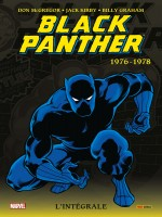 Black Panther - Integrale 1976-1978 de Kirby/mcgregor chez Panini