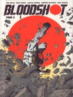 Bloodshot T02 de Seeley/booth chez Bliss Comics