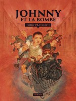 Johnny Et La Bombe Ned de Pratchett Terry chez Atalante