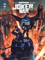 Batman Joker War Tome 1 de Daniel/tynion Iv chez Urban Comics